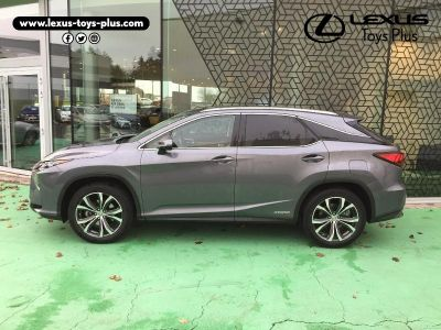 Lexus RX 450h 4WD Golf Edition - <small></small> 46.900 € <small>TTC</small>