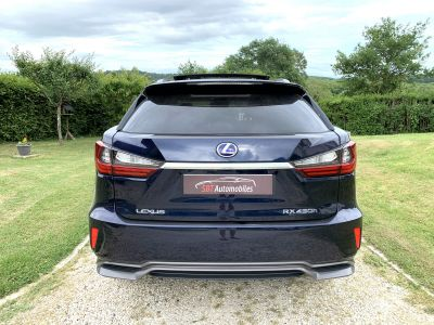 Lexus RX IV 450h 4WD Luxe - <small></small> 45.890 € <small>TTC</small> - #6