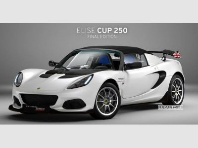 Lotus Elise Cup 250 - <small></small> 66.122 € <small>TTC</small> - #1