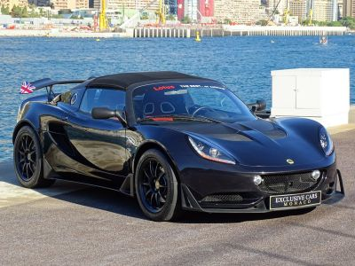 Lotus Elise CUP 250 - MONACO - <small></small> 53.900 € <small>TTC</small>