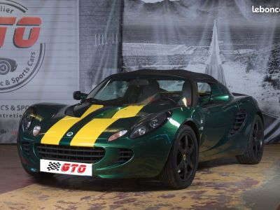 Lotus Elise s2 lhd type 25 - <small></small> 31.990 € <small>TTC</small> - #1