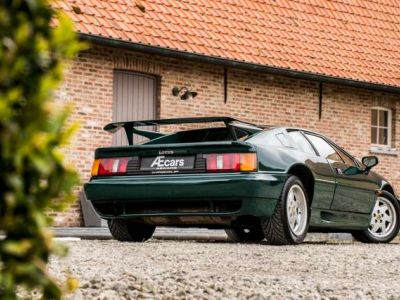 Lotus Esprit TYPE 82 - TURBO SE - MANUAL - PANO OPEN ROOF - <small></small> 39.950 € <small>TTC</small> - #1