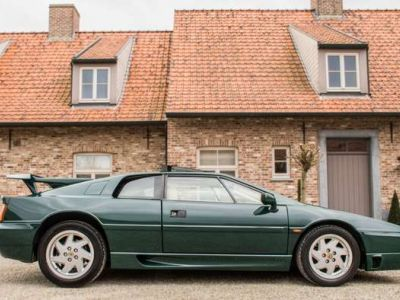 Lotus Esprit TYPE 82 - TURBO SE - MANUAL - PANO OPEN ROOF - <small></small> 39.950 € <small>TTC</small> - #3