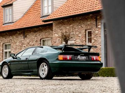Lotus Esprit TYPE 82 - TURBO SE - MANUAL - PANO OPEN ROOF - <small></small> 39.950 € <small>TTC</small> - #5