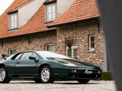 Lotus Esprit TYPE 82 - TURBO SE - MANUAL - PANO OPEN ROOF - <small></small> 39.950 € <small>TTC</small> - #6
