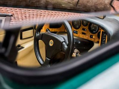Lotus Esprit TYPE 82 - TURBO SE - MANUAL - PANO OPEN ROOF - <small></small> 39.950 € <small>TTC</small> - #17