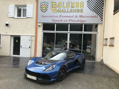 Lotus Exige 380 CUP – Série limitée 60 Exemplaires - <small></small> 99.900 € <small>TTC</small> - #1