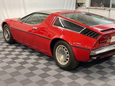 Maserati Bora 4.9 - <small></small> 149.900 € <small>TTC</small>