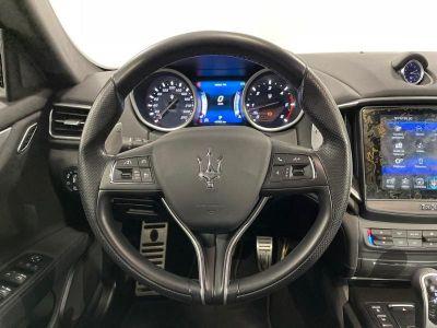 Maserati Ghibli 3.0 V6 275ch Diesel - <small></small> 49.900 € <small>TTC</small>