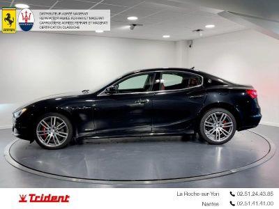 Maserati Ghibli 3.0 V6 275ch Diesel GrandSport - <small></small> 64.900 € <small>TTC</small> - #7