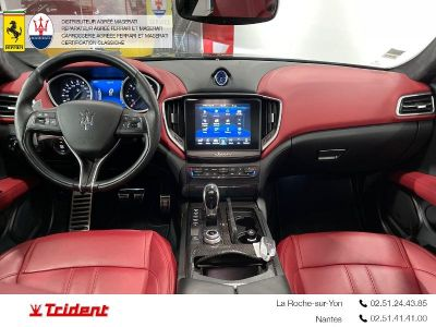 Maserati Ghibli 3.0 V6 275ch Diesel GrandSport - <small></small> 64.900 € <small>TTC</small> - #9
