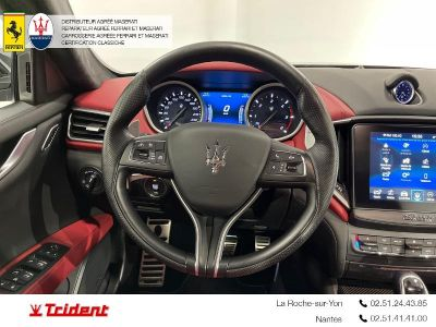 Maserati Ghibli 3.0 V6 275ch Diesel GrandSport - <small></small> 64.900 € <small>TTC</small> - #10