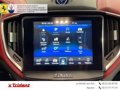 Maserati Ghibli 3.0 V6 275ch Diesel GrandSport - <small></small> 64.900 € <small>TTC</small> - #11