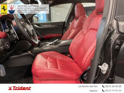 Maserati Ghibli 3.0 V6 275ch Diesel GrandSport - <small></small> 64.900 € <small>TTC</small> - #14