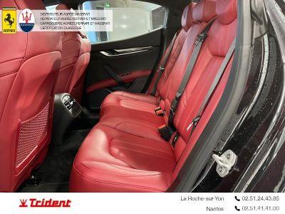 Maserati Ghibli 3.0 V6 275ch Diesel GrandSport - <small></small> 64.900 € <small>TTC</small> - #15