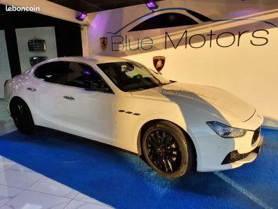 Maserati Ghibli 3.0D V6 275ch - <small></small> 31.950 € <small>TTC</small> - #1