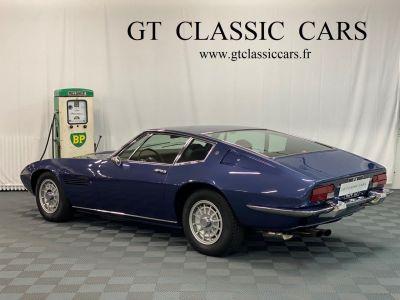 Maserati Ghibli 4.9 SS - Prix sur Demande - #6