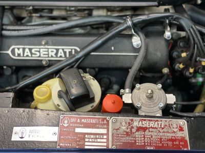 Maserati Ghibli 4.9 SS - Prix sur Demande - #27