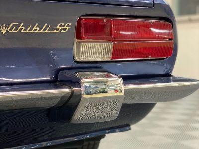 Maserati Ghibli 4.9 SS - Prix sur Demande - #33