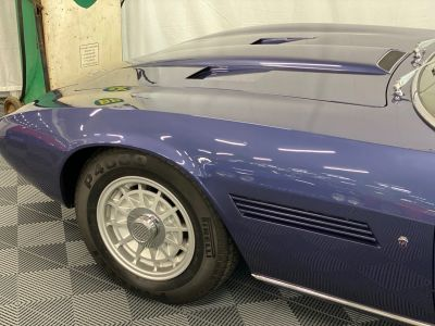Maserati Ghibli 4.9 SS - Prix sur Demande - #34