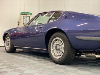 Maserati Ghibli 4.9 SS - Prix sur Demande - #35