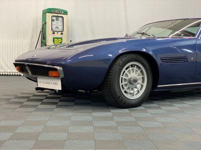 Maserati Ghibli 4.9 SS - Prix sur Demande - #37
