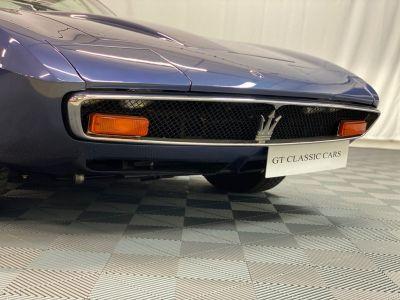 Maserati Ghibli 4.9 SS - Prix sur Demande - #39