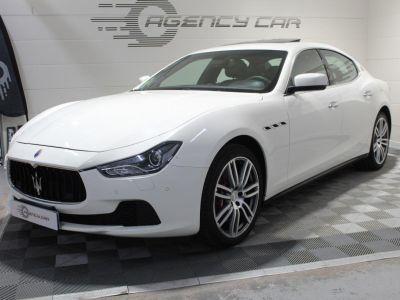 Maserati Ghibli III 3.0 V6 275ch Diesel - <small></small> 43.590 € <small>TTC</small> - #1