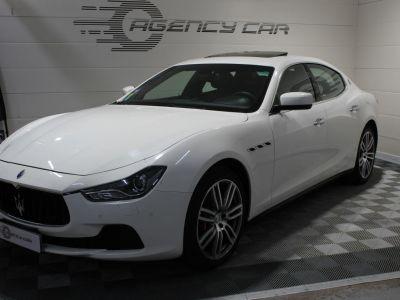 Maserati Ghibli III 3.0 V6 275ch Diesel - <small></small> 43.590 € <small>TTC</small> - #31