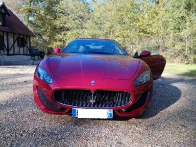 Maserati Grancabrio 4.7 V8 460 SPORT AUTOMATIQUE(03/2014) 13.700 KLM - <small></small> 83.900 € <small>TTC</small> - #3
