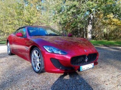 Maserati Grancabrio 4.7 V8 460 SPORT AUTOMATIQUE(03/2014) 13.700 KLM - <small></small> 83.900 € <small>TTC</small> - #4