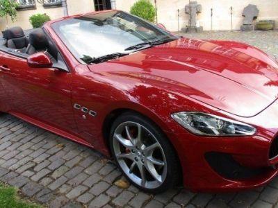 Maserati Grancabrio 4.7 V8 460 SPORT AUTOMATIQUE(03/2014) 13.700 KLM - <small></small> 83.900 € <small>TTC</small> - #15