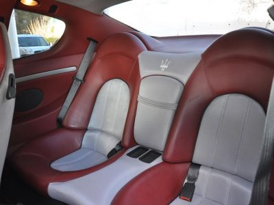Maserati Gransport 4.3 V8 400 SENSONIC - <small>A partir de </small>490 EUR <small>/ mois</small> - #10
