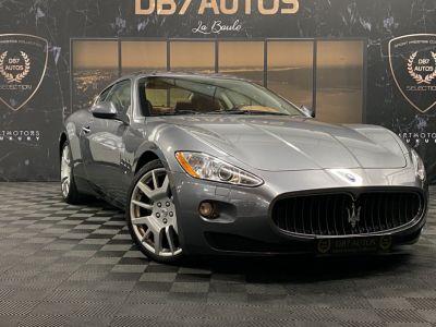 Maserati GranTurismo 4.2 V8 405 A - <small></small> 42.780 € <small>TTC</small>