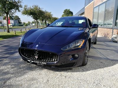 Maserati GranTurismo 4.7 S BVR - <small></small> 62.000 € <small>TTC</small>