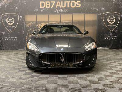 Maserati GranTurismo 4.7 V8 S AUTOMATIQUE - <small></small> 54.780 € <small>TTC</small> - #4