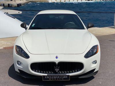Maserati GranTurismo S V8 4.7 F1 BVR 440 CV - MONACO - <small></small> 66.900 € <small>TTC</small> - #2