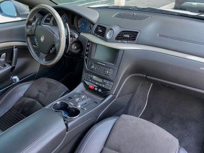 Maserati GranTurismo S V8 4.7 F1 BVR 440 CV - MONACO - <small></small> 66.900 € <small>TTC</small> - #9