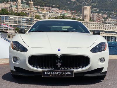 Maserati GranTurismo S V8 4.7 F1 BVR 440 CV - MONACO - <small></small> 66.900 € <small>TTC</small> - #17