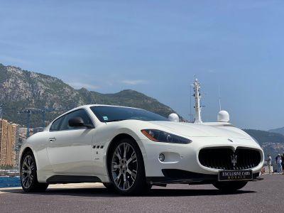 Maserati GranTurismo S V8 4.7 F1 BVR 440 CV - MONACO - <small></small> 66.900 € <small>TTC</small> - #19