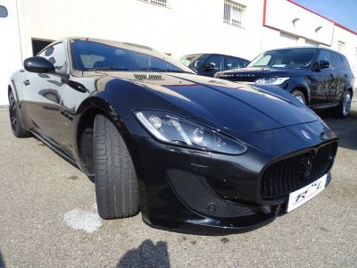 Maserati GranTurismo SPORT 4.7L 460Ps F1/ Pack Carbonio + Matt black Look  - <small></small> 69.890 € <small>TTC</small> - #4