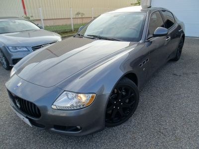 Maserati Quattroporte 4.7L 430PS BVA ZF / FULL Options - <small></small> 32.890 € <small>TTC</small> - #2