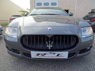 Maserati Quattroporte 4.7L 430PS BVA ZF / FULL Options - <small></small> 32.890 € <small>TTC</small> - #4