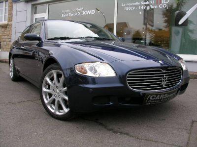 Maserati Quattroporte F1 - <small></small> 74.900 € <small>TTC</small>