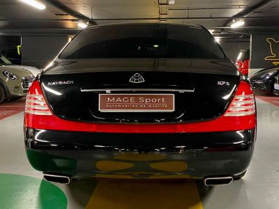 Maybach 57 S - <small></small> 85.000 € <small>TTC</small> - #5