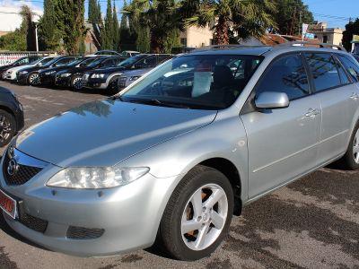 Mazda 6 MAZDA FW 2.0MZR-CD136 ELEGANCE - <small></small> 5.490 € <small>TTC</small>