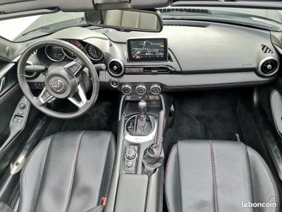 Mazda MX-5 MX5 ND (4E GENERATION) IV RF 2.0 160ch RF BVA - <small></small> 25.990 € <small>TTC</small> - #8