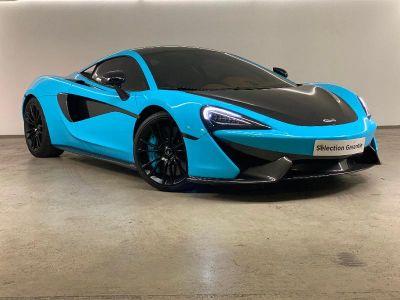 McLaren 570S 3.8 V8 biturbo 570ch - <small></small> 169.900 € <small>TTC</small> - #1