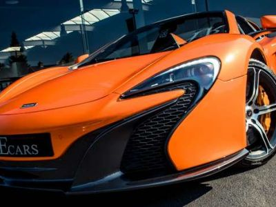 McLaren 650S Spider - CERAMIC BRAKES - FULL OPTION - <small></small> 189.950 € <small>TTC</small> - #1