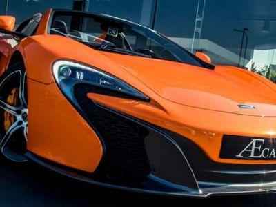 McLaren 650S Spider - CERAMIC BRAKES - FULL OPTION - <small></small> 189.950 € <small>TTC</small> - #2